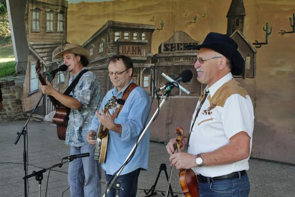 Bluegrass džem 29. 8. 2015